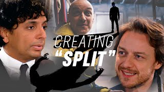 """An Oral History of """"Split"""": M. Night Shyamalan and James McAvoy Talk Finding Horror Gold in the Mind"""