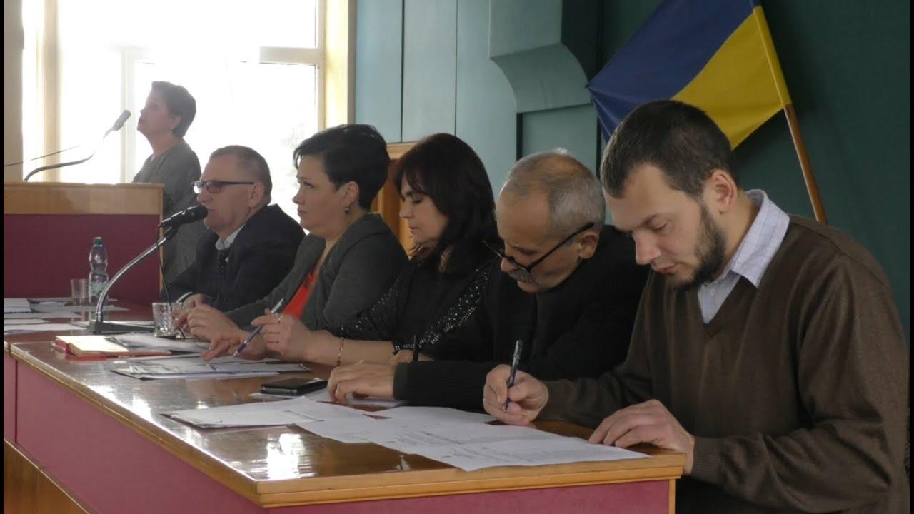 Відставка депутата та проекти місцевого розвитку. За що голосували депутати на сесії райради