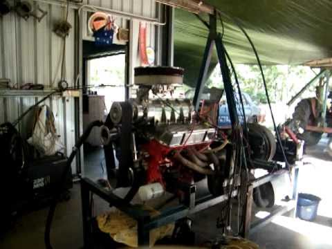 engine dyno holden v8 hq homemade engine dyno chev