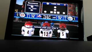 Backyard Football 2009 Best Game Winner Ever!!!