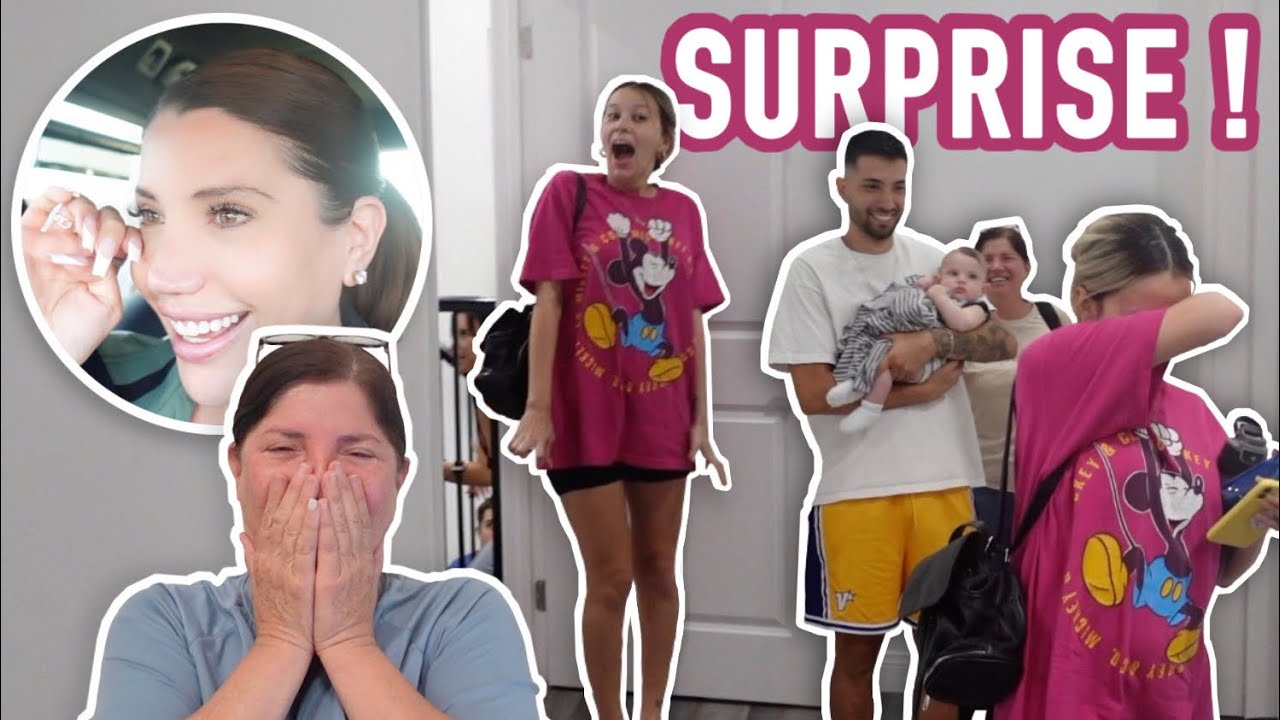 Download SURPRISING MY BROTHER'S GF!! *emotional*