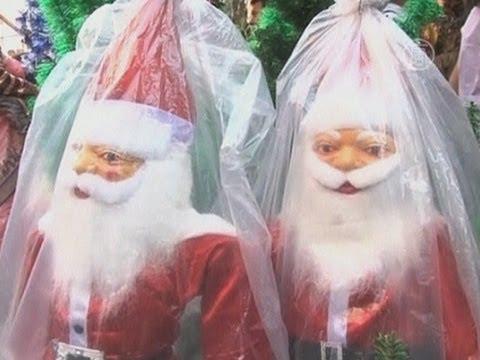 Как готовятся к Рождеству в Индии