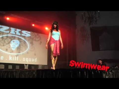 Inland Empire Zombie Beauty Pageant 60 Second Trailer