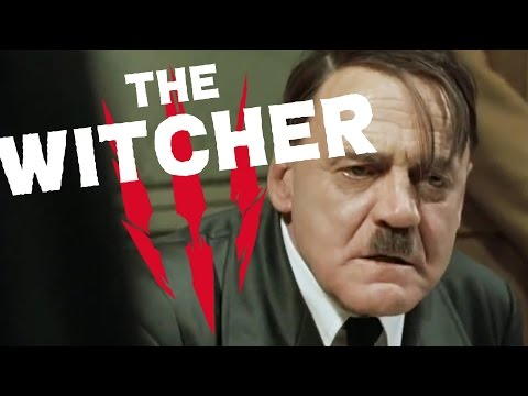 HITLER REACCIONA A THE WITCHER 3