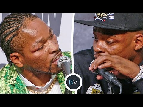 Post Fight | Errol Spence vs Shawn Porter HEATED TALK! - Boxing
