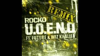 Rocko Ft Rick Ross, Future, A$AP Rocky & Wiz Khalifa - U.O.E.N.O (Instrumental)