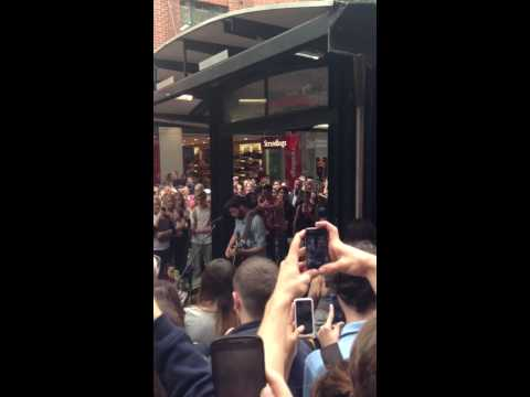 Passenger - Let Her Go (Rundle Mall Adelaide)