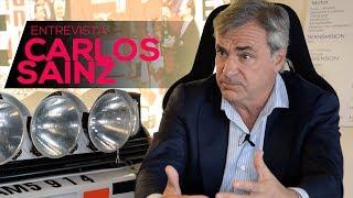 Entrevista a Carlos Sainz: pasado, presente y futuro | Lobato y Rosaleny