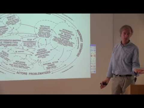 """""""Theorizing globalization in education policy research"""" presented by ass. prof. Stephen Carney, RUC"""