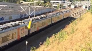 ベルギー列車あれこれ