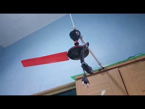 """NEW FAN   Old Niko 24"""" Mini Ceiling Fan"""