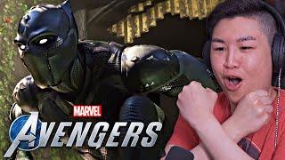 Marvel's Avengers - RIVELATO il trailer del DLC di Black Panther !! [REAZIONE]