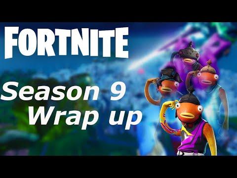 Fortnite Youtube Wrap