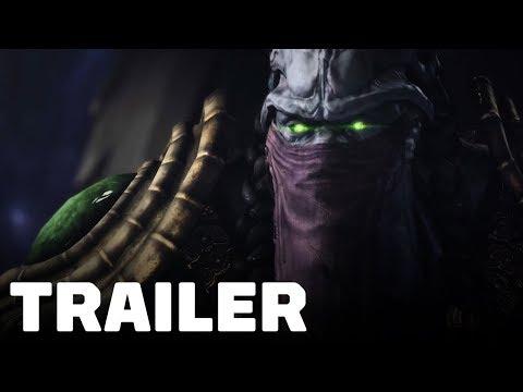 Starcraft 2 - Co-op Commander Preview: Zeratul - BlizzCon 2018