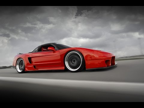 Honda NSX Top Speed - YouTube