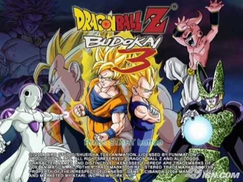 DragonBall Z Budokai 3 Level Up Music