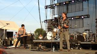 Tenth Avenue North Live: Hold My Heart (chorus) & Strong Enough To Save - Sonshine Festival 2012