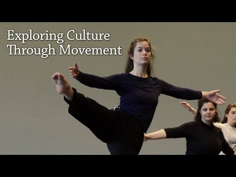 Stephanie Reeves - Exploring Culture through Movement