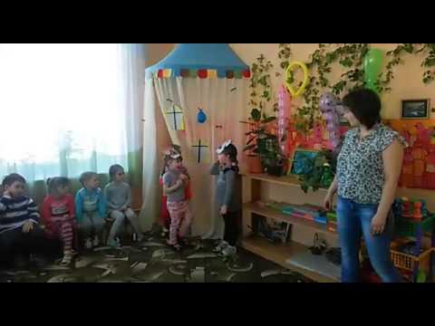 Театрализация сказки Теремок в средней группе