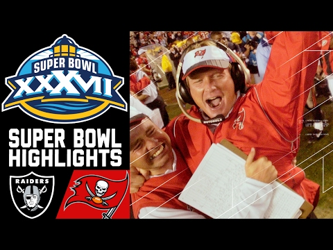 Super Bowl XXXVII: Raiders vs. Buccaneers | NFL