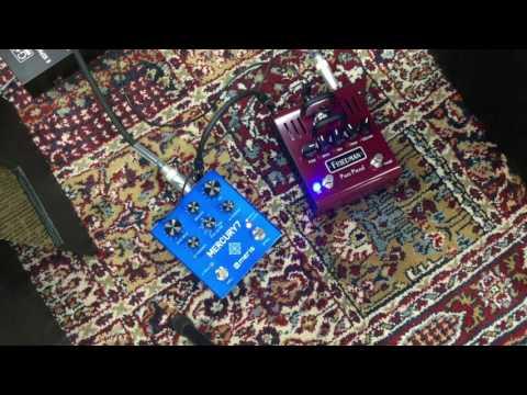 FRIEDMAN Fuzz Fiend Clean Tone meris MERCURY 7
