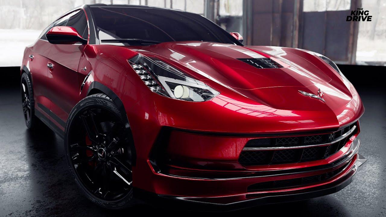 Зачем?! Кроссовер Chevrolet Corvette 🏁 У Toyota будет свой гиперкар. 🏁 Новый Ford F-150 Raptor
