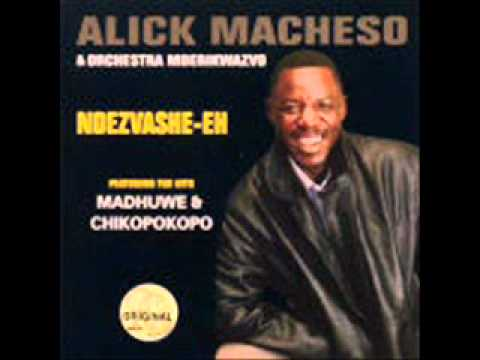 Alick MachesoNdiwe