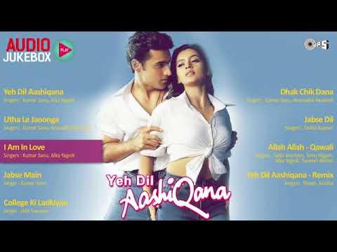 "Movie ""Yeh Dil Aashiqana"" ALL Songs |Jukebox | Karan Nath, Jividha, Nadeem Shravan | {Bollywood90's}"