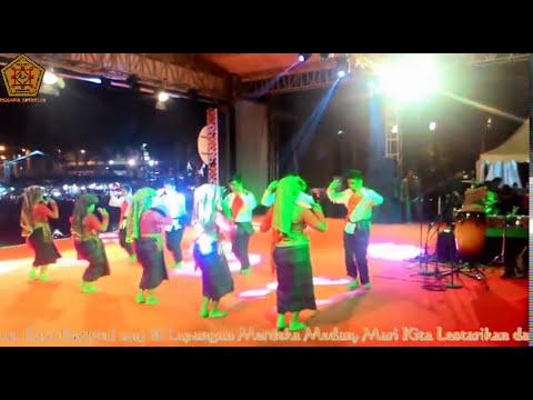 Landek Mbuah Page Acara Karo Festival 2015