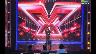 X Factor India - Tushar Arjun superbly sings on Main Jahaan Rahoon - X Factor India - Episode 5 -  2nd June 2011