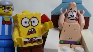"Lego Spongebob ""A GLOVING DISASTER!"""