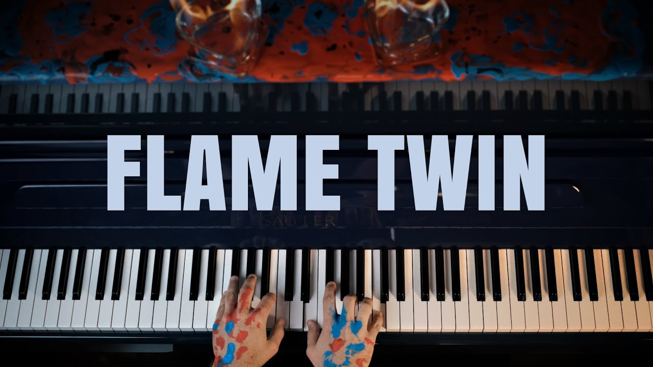 Norah Jones - Flame Twin (Piano Cover)