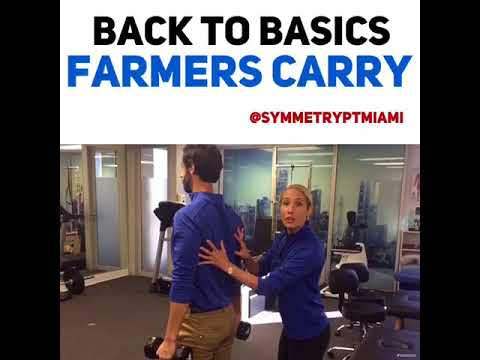 Back to Basics: Farmers Carry