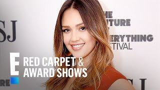 Jessica Alba Reveals 3 Skin Products She Uses Everyday | E! Live from the Red Carpet