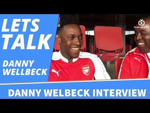 Arsenal Is My Home!! | Danny Welbeck Speaks To AFTV