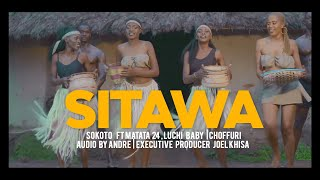 AFRICA CHANT SONG - SITAWA  - SOKOTO Feat. CF CREW  (Official Video) 4K