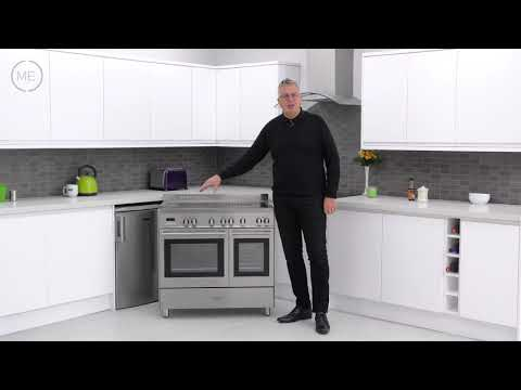 DeLonghi DTR906IND 90cm Electric Induction Range Cooker Review