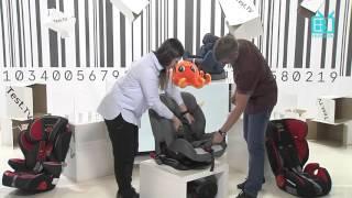 видео детские автокресла интернет магазин