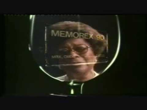 Is It Live Or Is It Memorex Commercial