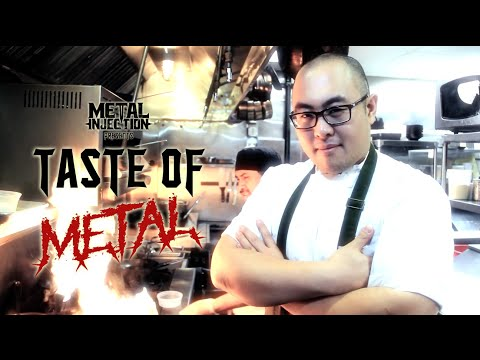 TASTE OF METAL Teaser - You've Never Seen A Cooking Show Like This! | Metal Injection