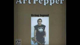 Art Pepper     Here