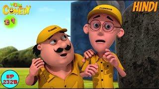 Motu Patlu The Plumber - Motu Patlu in Hindi - 3D Animated cartoon series for kids - As on nick