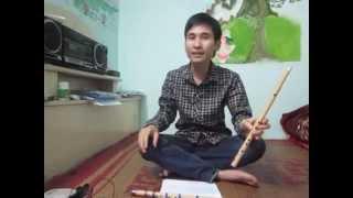 Tình ca du mục- Hướng dẫn thổi sáo Cao Trí Minh