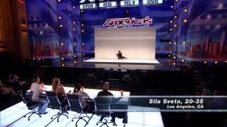 Выступление русских на Американском шоу таланте