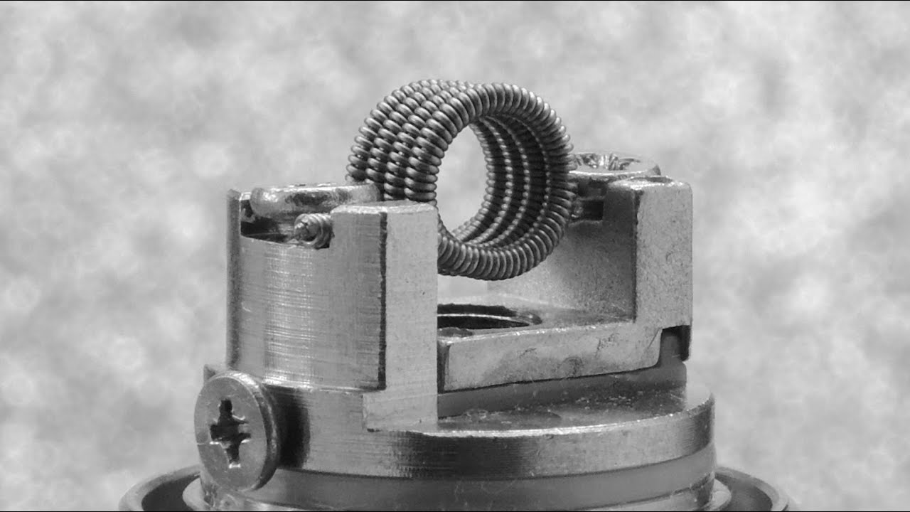 clapton coil machine