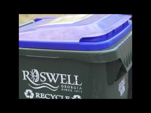 Roswell Recycling Center >> Garbage Sanitation Solid Waste Roswell Ga