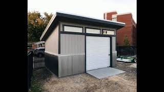 Best Backyard Shed Ideas,Unique Small Storage Shed Ideas for your Garden,Outdoor Storage Spaces #5