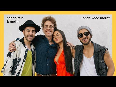 Nando Reis & Melim - Onde Você Mora? baixar grátis um toque para celular