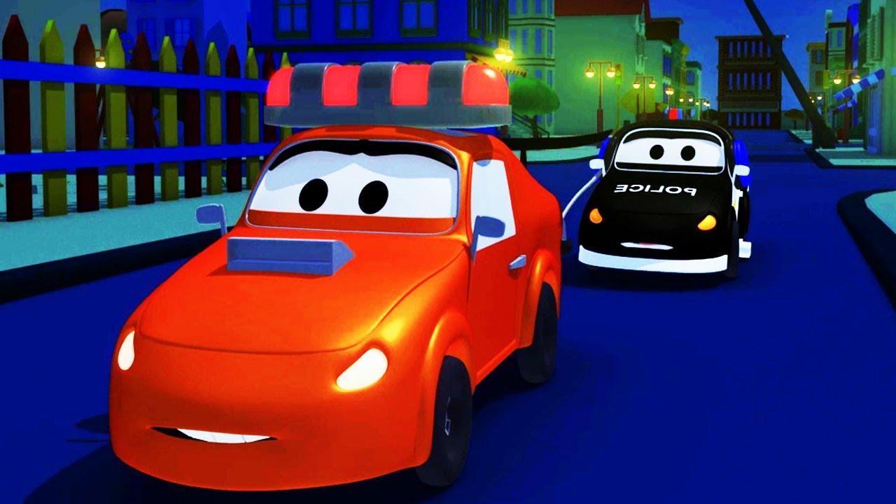 Мультфильм для детей - Авто Патруль: пожарная машина и ...