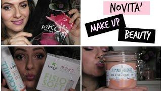 Novità make up & beauty ♥ KIKO, LONGEMA e IL MARE ADDOSSO!